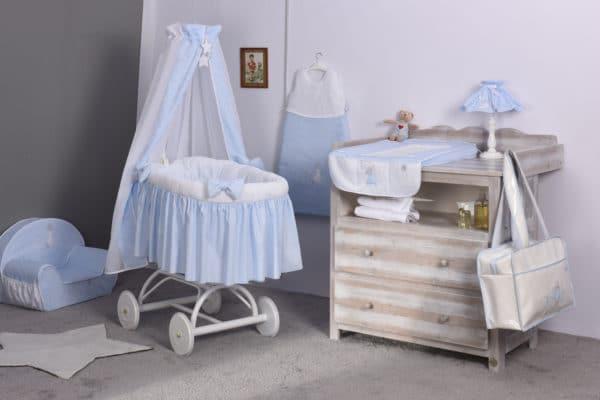 Trousse De Toilette Gabriel Bleu 1