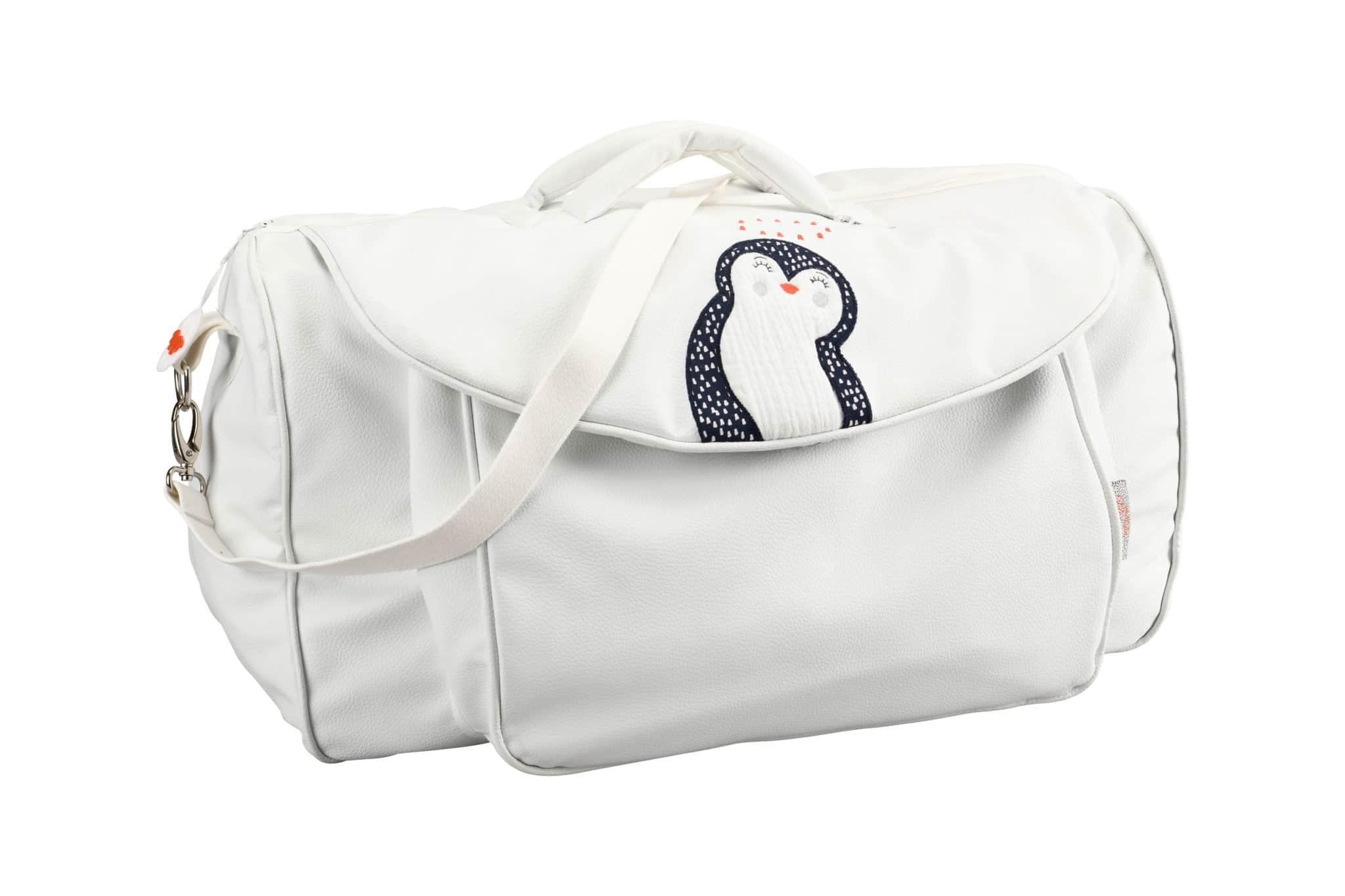 sac de voyage pingouin