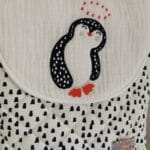 Sac à Dos Pingouin Blanc 4