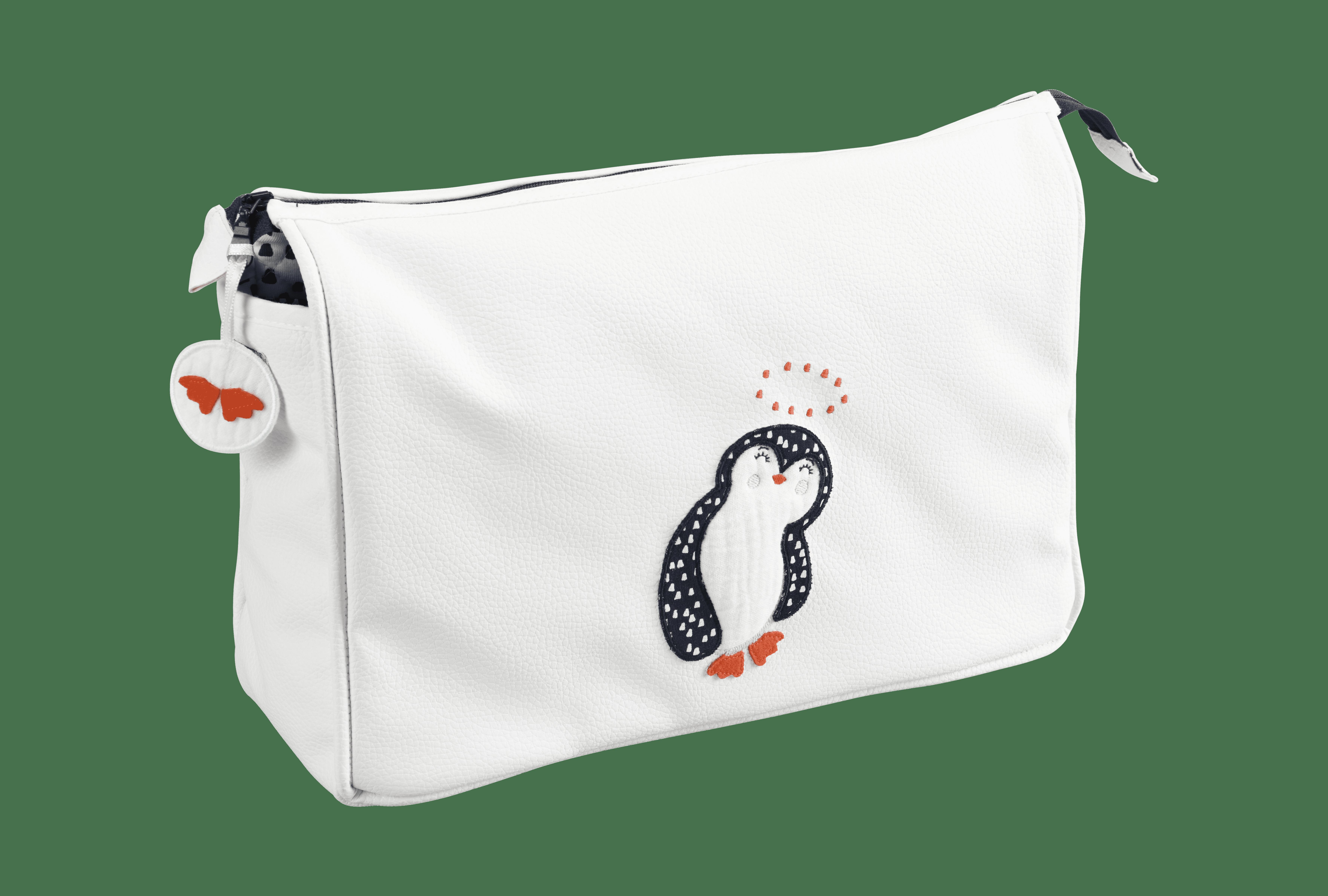 Trousse De Toilette Pingouin Blanc 5