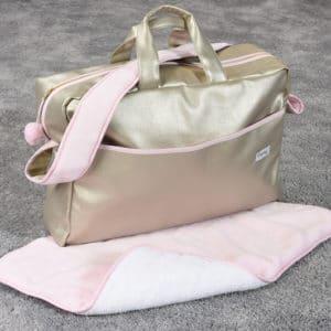 sac à langer beryl rose