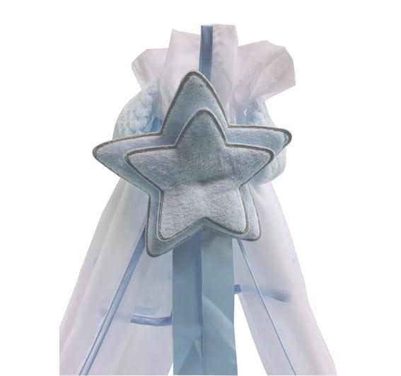 Ciel De Lit Beryl Bleu 1