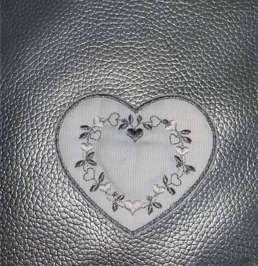 Protège Carnet De Santé Petit Coeur 1