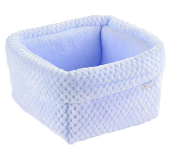corbeille beryl bleu