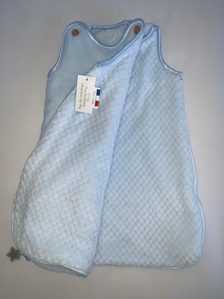 Gigoteuse 50cm Beryl Bleu 3