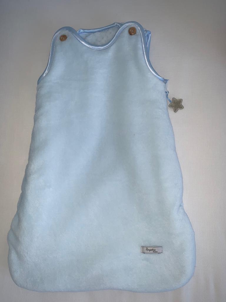Gigoteuse 50cm Beryl Bleu 1