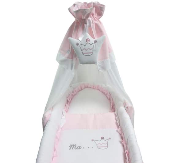 Berceau Rotin Princesse 1