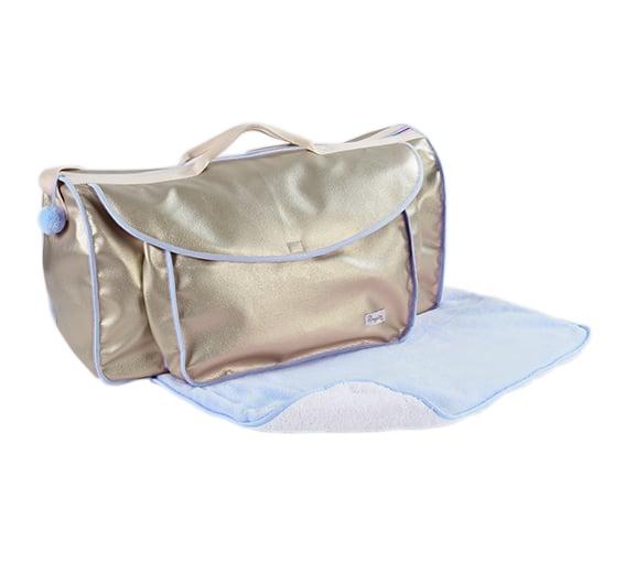 sac de voyage beryl bleu