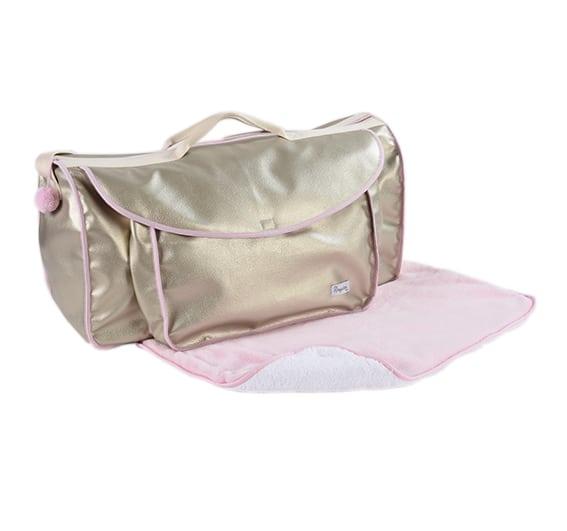 sac de voyage beryl rose