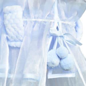 berceau beryl bleu
