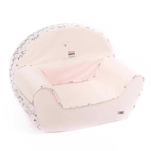 Fauteuil Lamamour Rose