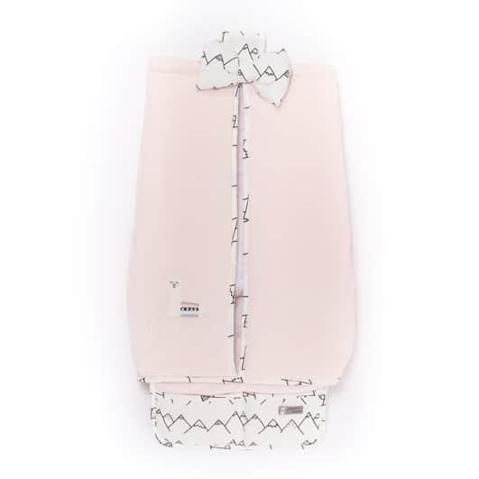 porte couches lamamour rose