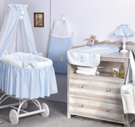 Collection Gabriel Bleu