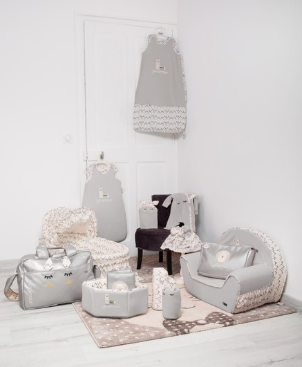 Collection Lamanour Gris