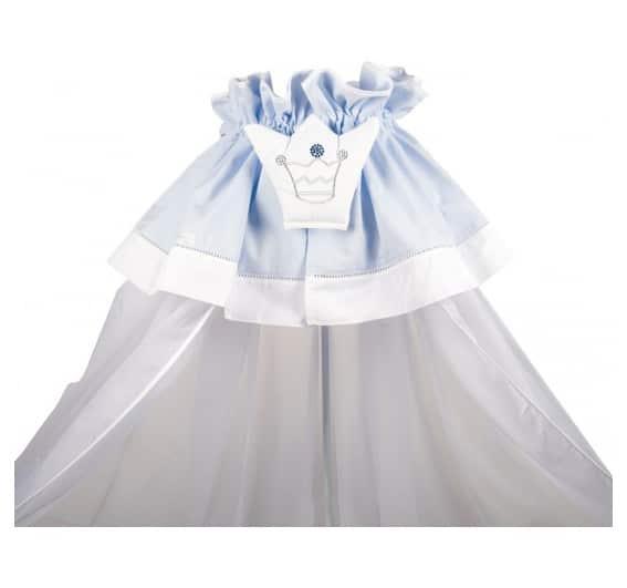 ciel de lit prince bleu