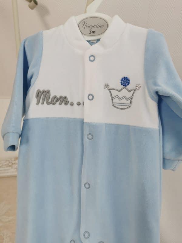 Pyjama Prince Bleu 1