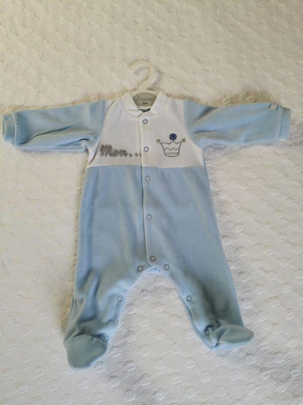 Pyjama Prince Bleu 3