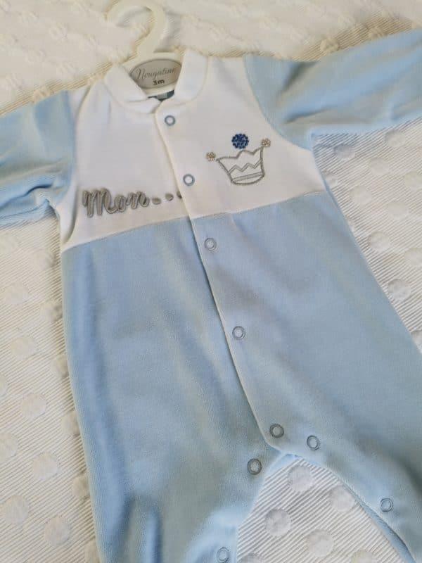 Pyjama Prince Bleu 2