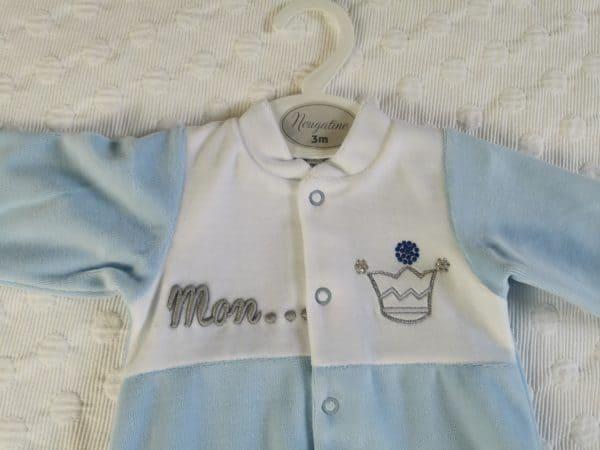 Pyjama Prince Bleu 4