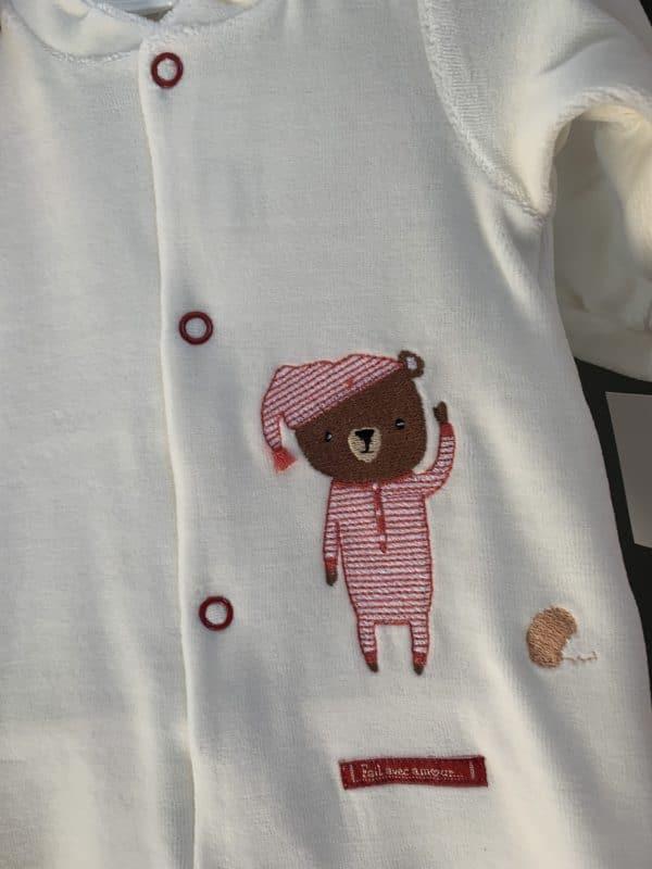 Pyjama Petit Biscuit 1