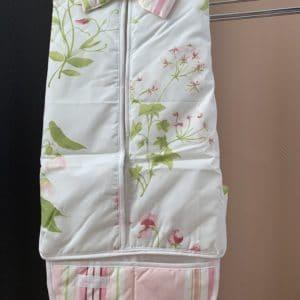porte couches fleuri