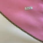 Edredon Ourson Lolie Rose 3