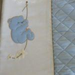 Edredon Bisous Bleu 3