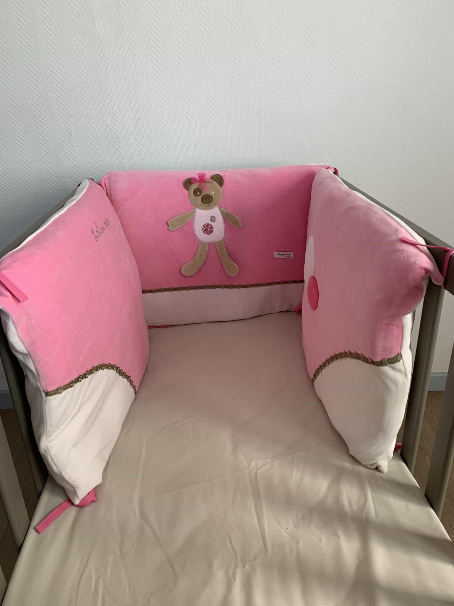 tour de lit lolie