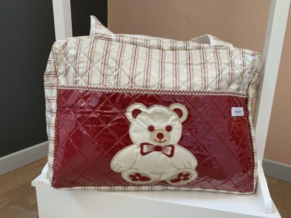 sac de voyage Ourson