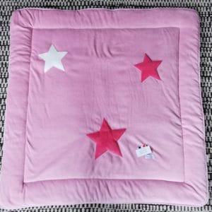tour de parc etoile rose