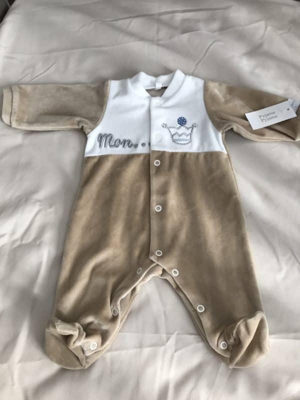 pyjama prince beige