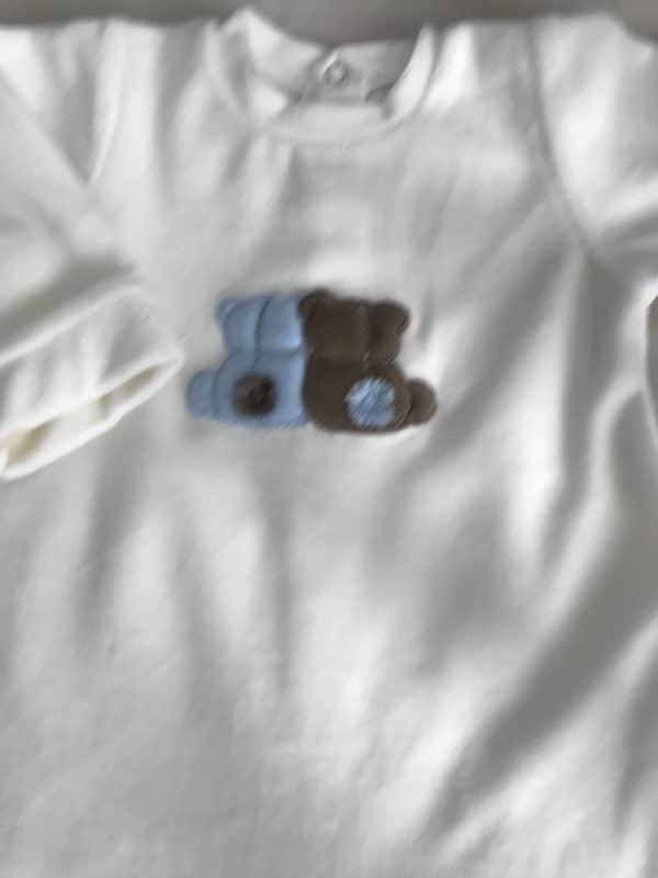 Pyjama 3 Mois Bonne Nuit Bleu 1