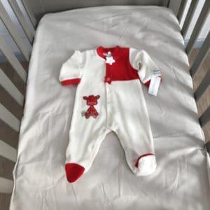 pyjama 3 mois esté