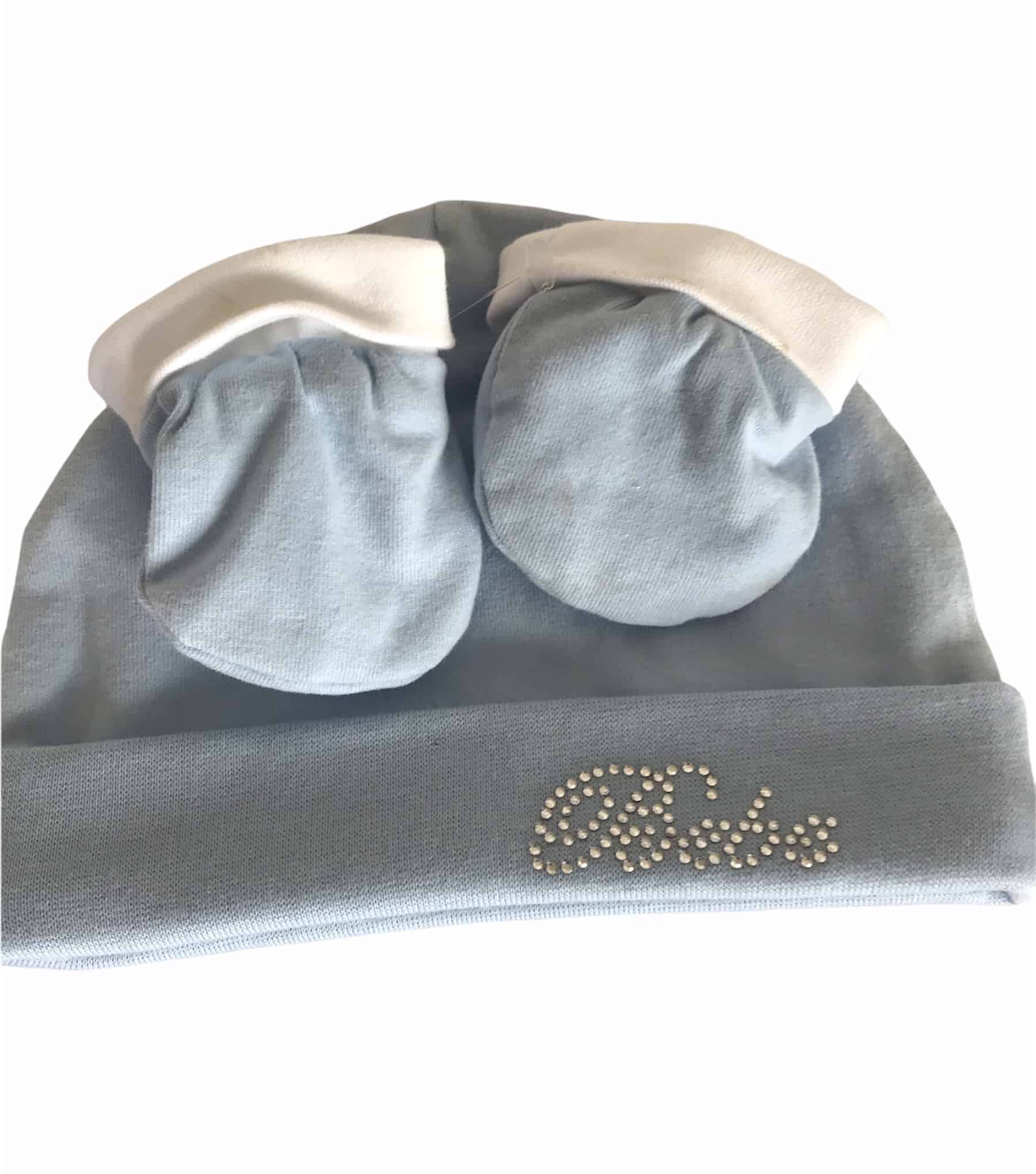 Pack cadeau naissance Prince Bleu 12