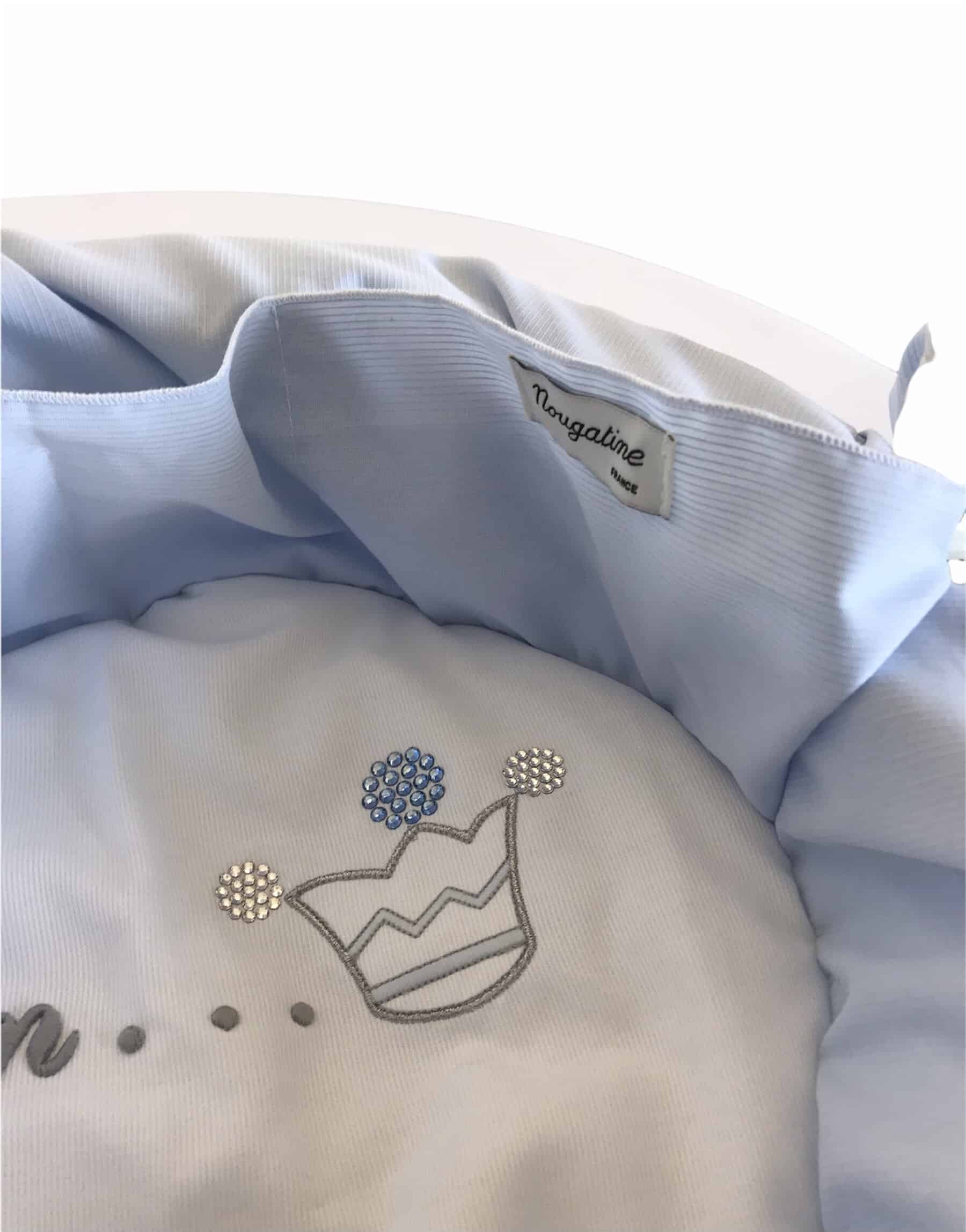 Pack cadeau naissance Prince Bleu 4