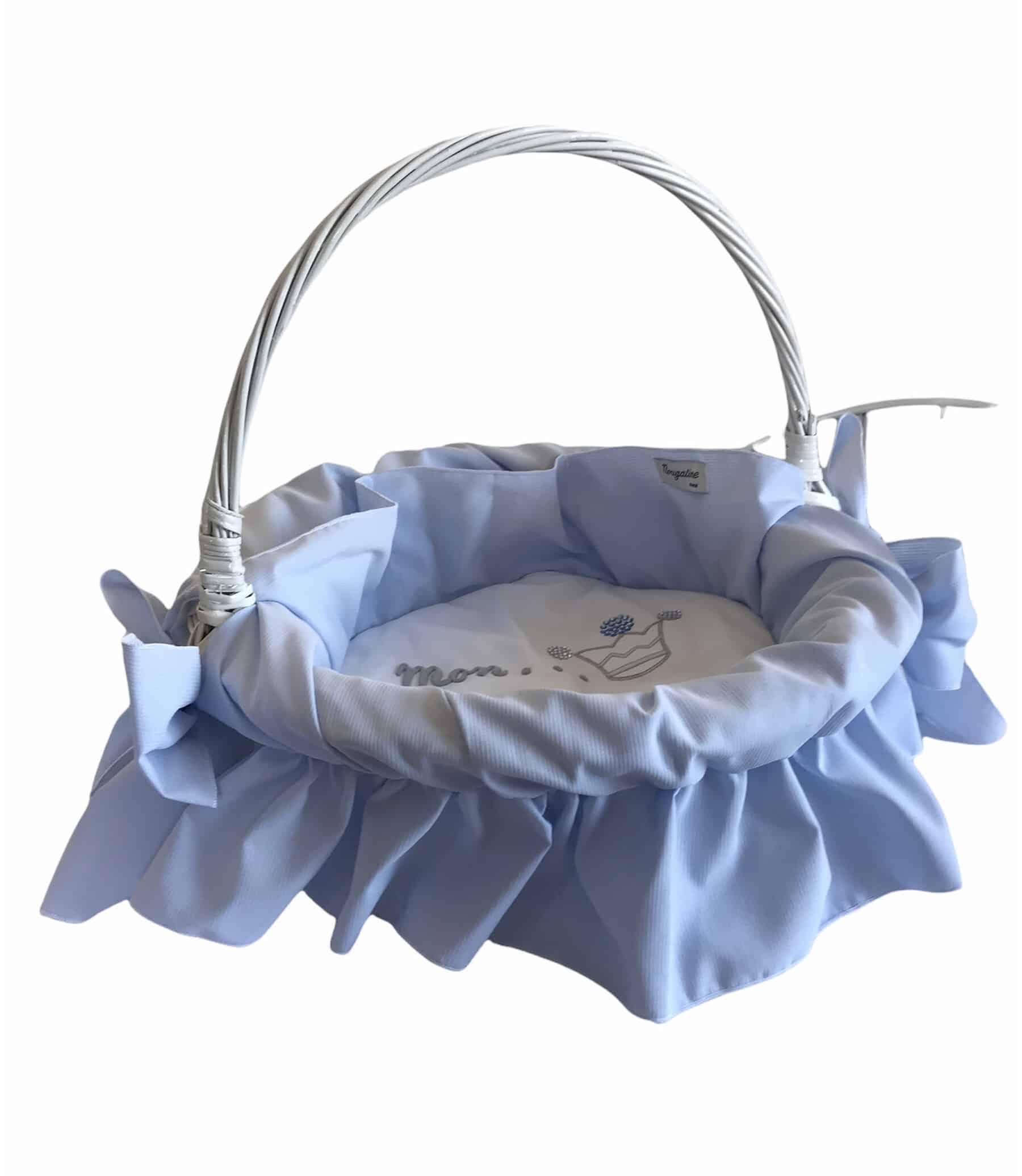 Pack cadeau naissance Prince Bleu 2